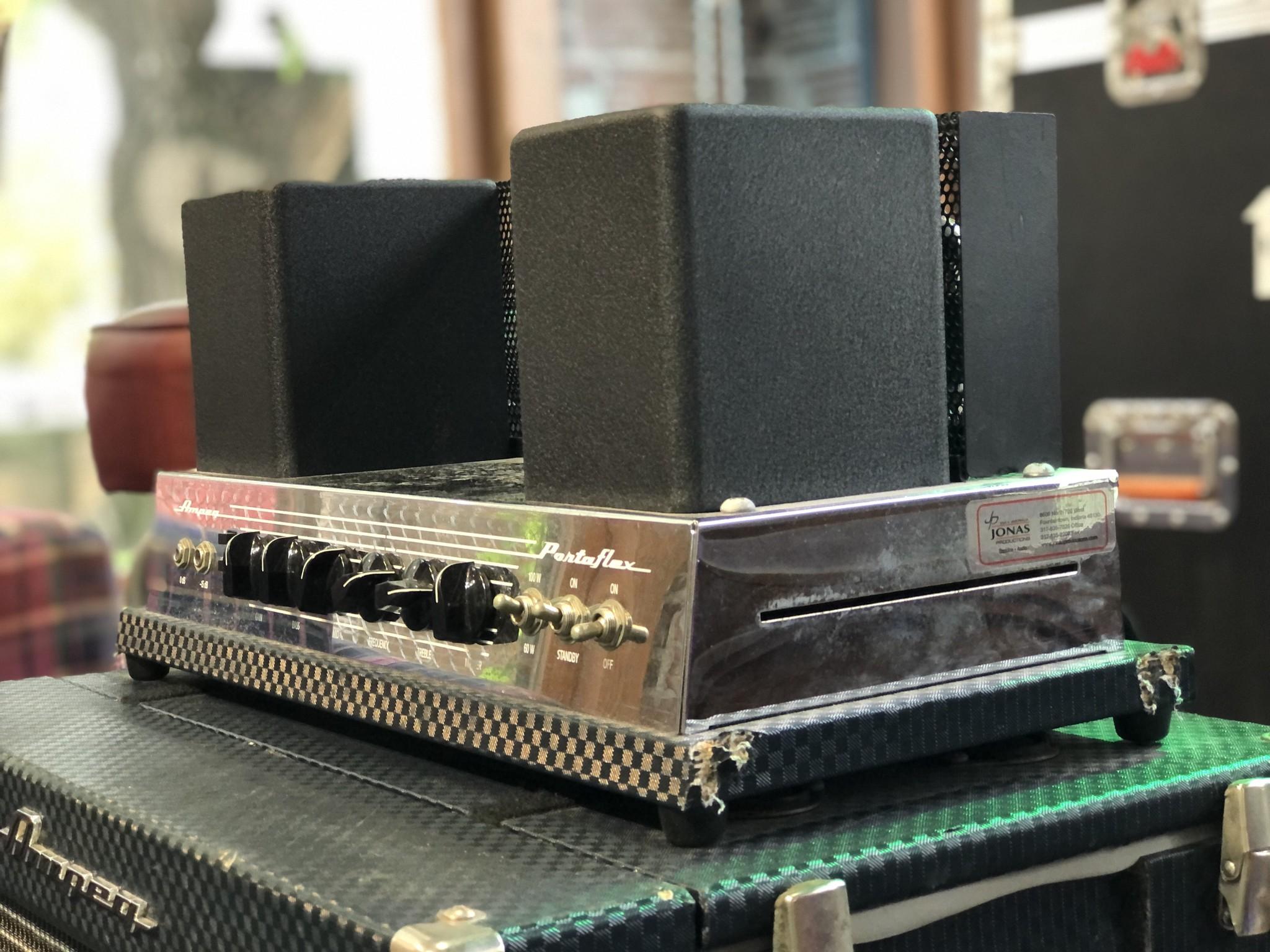 Ampeg B-15R Portaflex Amp and Cabinet-3