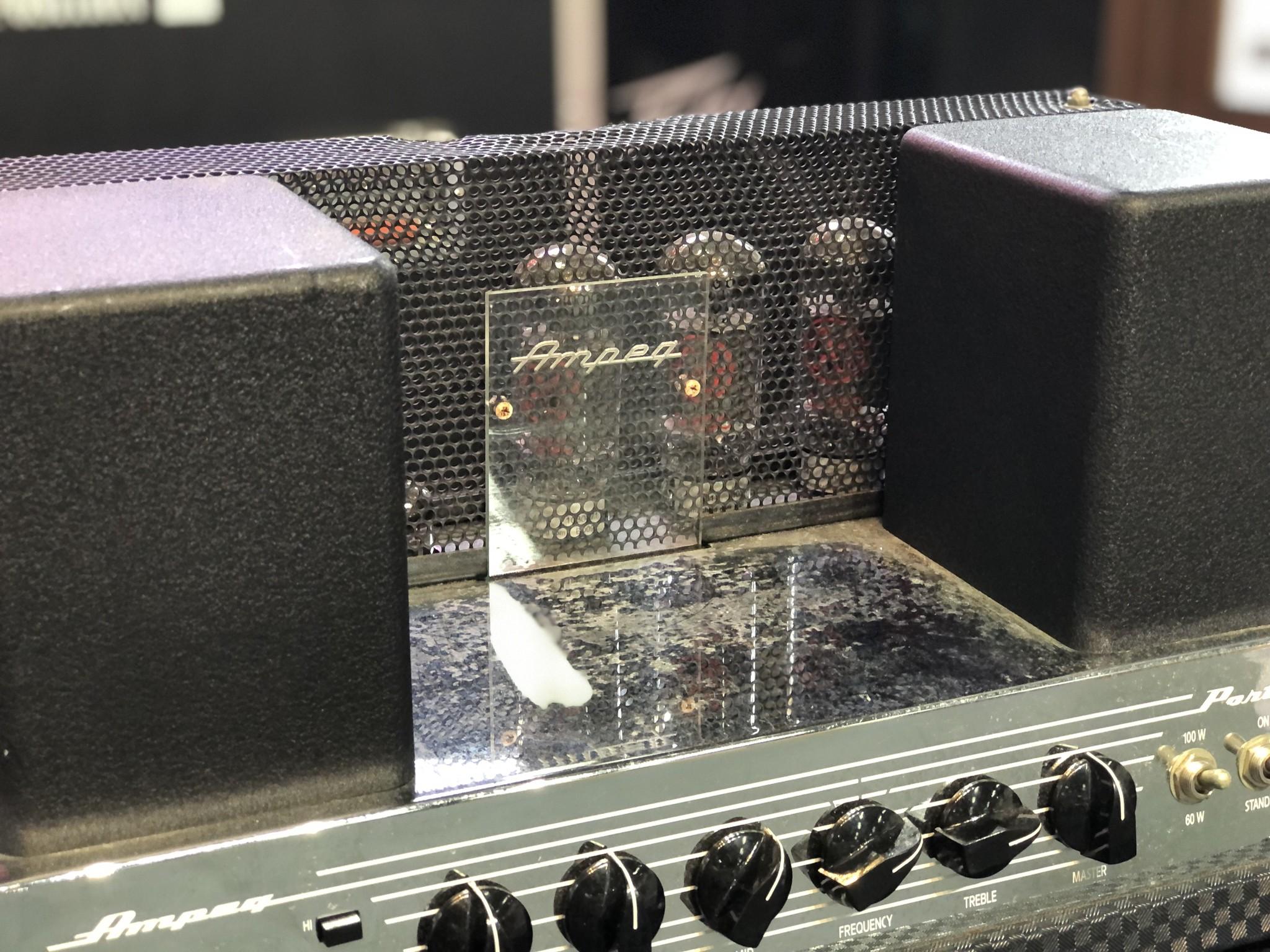 Ampeg B-15R Portaflex Amp and Cabinet-6