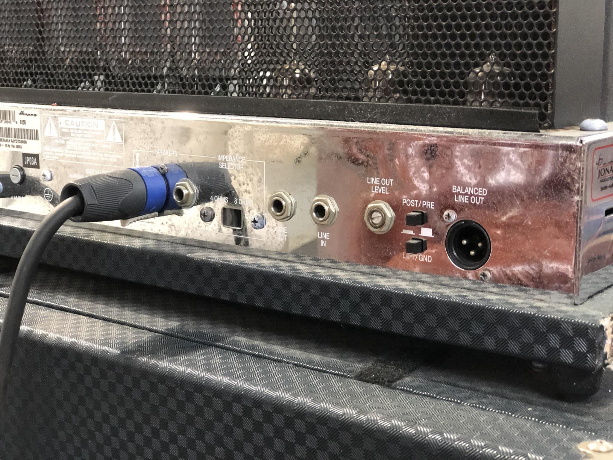 Ampeg B-15R Portaflex Amp and Cabinet-11