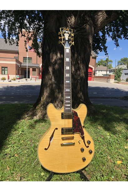 D'Angelico Excel EX-DC Semi-Hollow - Natural