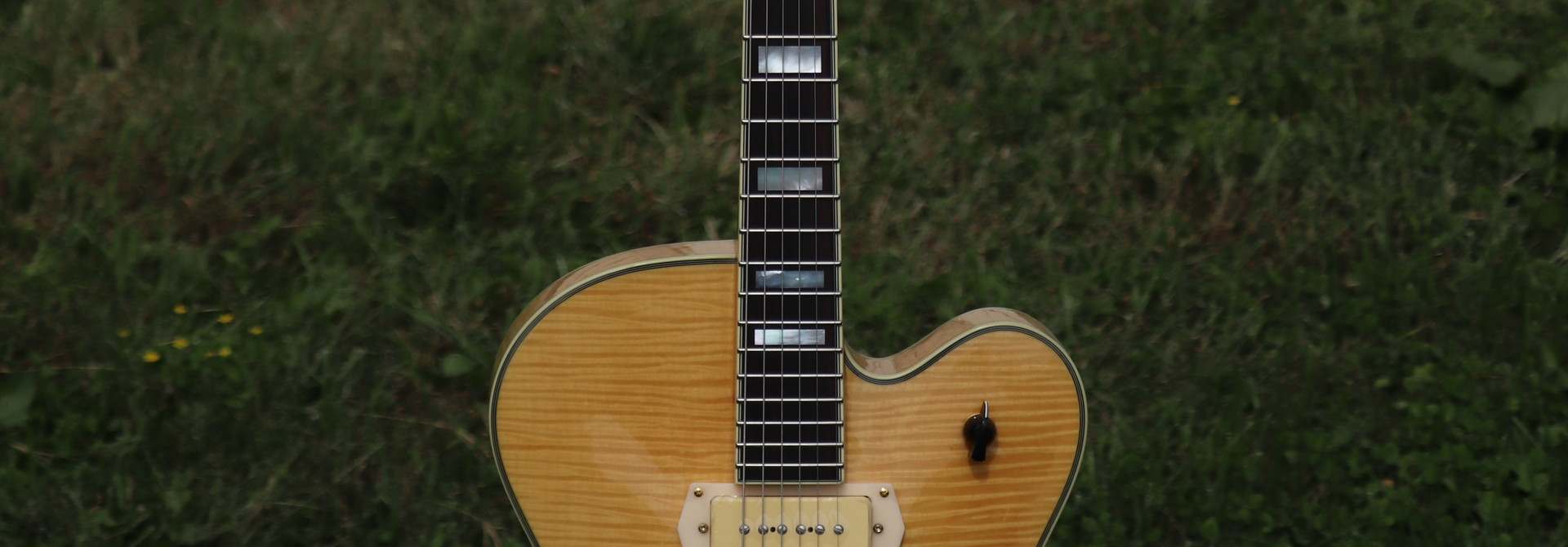 D'Angelico Excel EX-59 Hollowbody - Natural