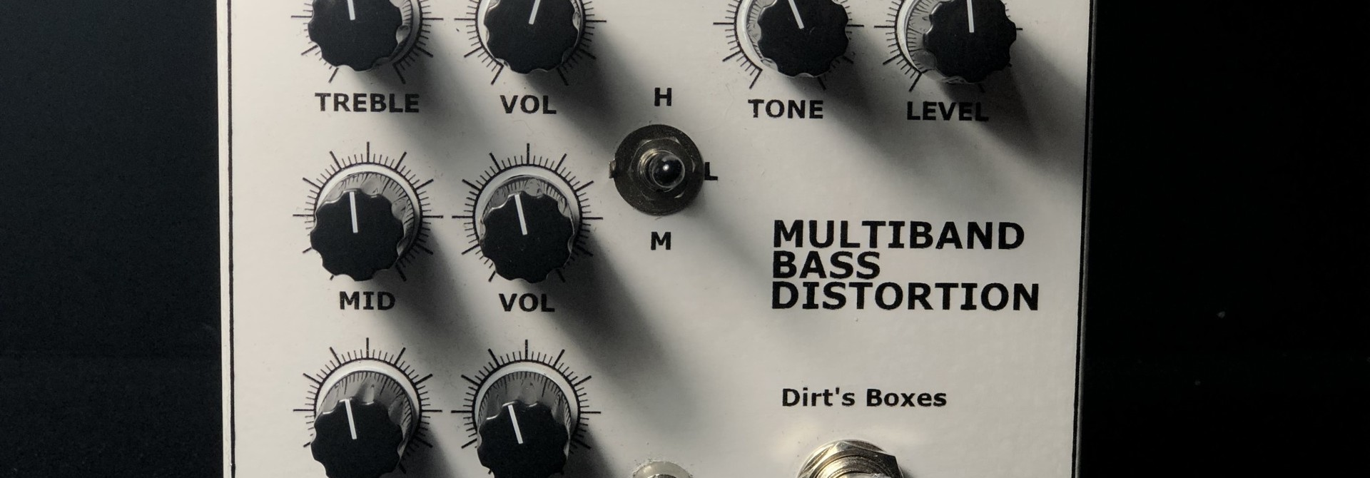 Dirtsboxes Multiband Bass Distortion