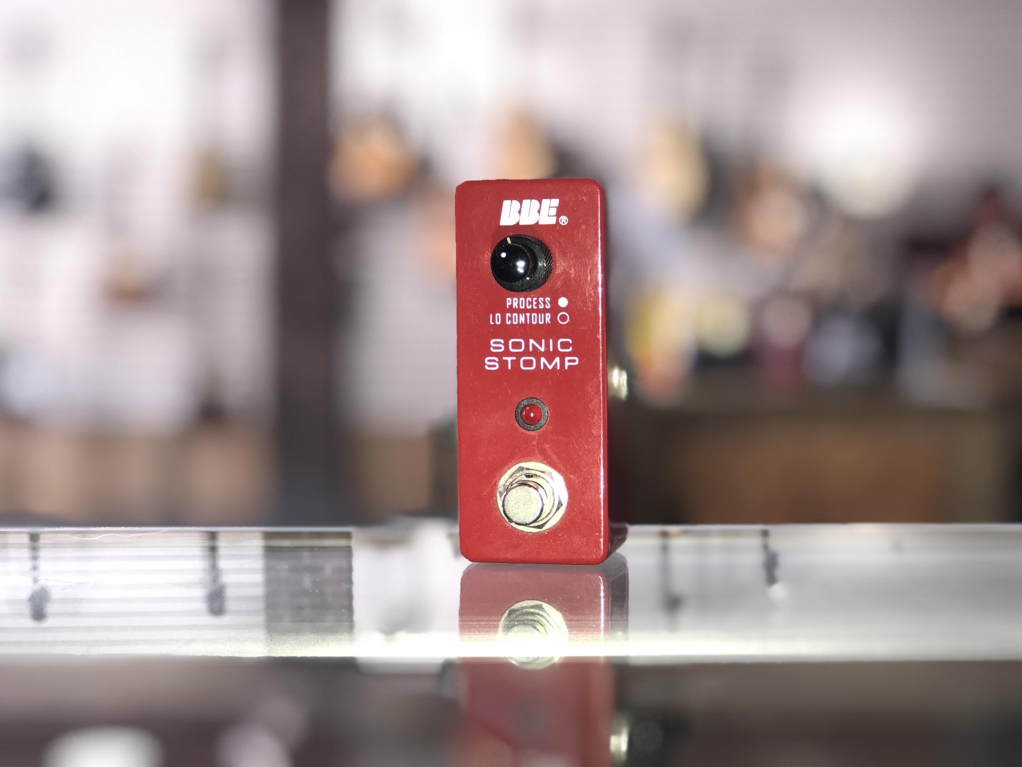 BBE Sonic Stomp Mini-2