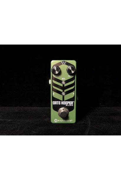 Pigtronix Gate Keeper Micro Noise Gate