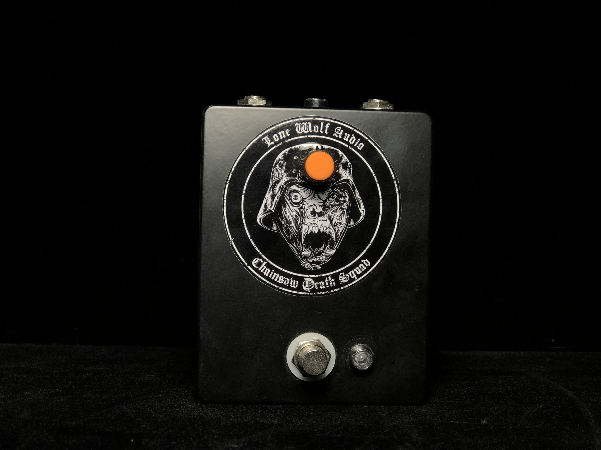 Lone Wolf Audio Chainsaw Death Squad-1