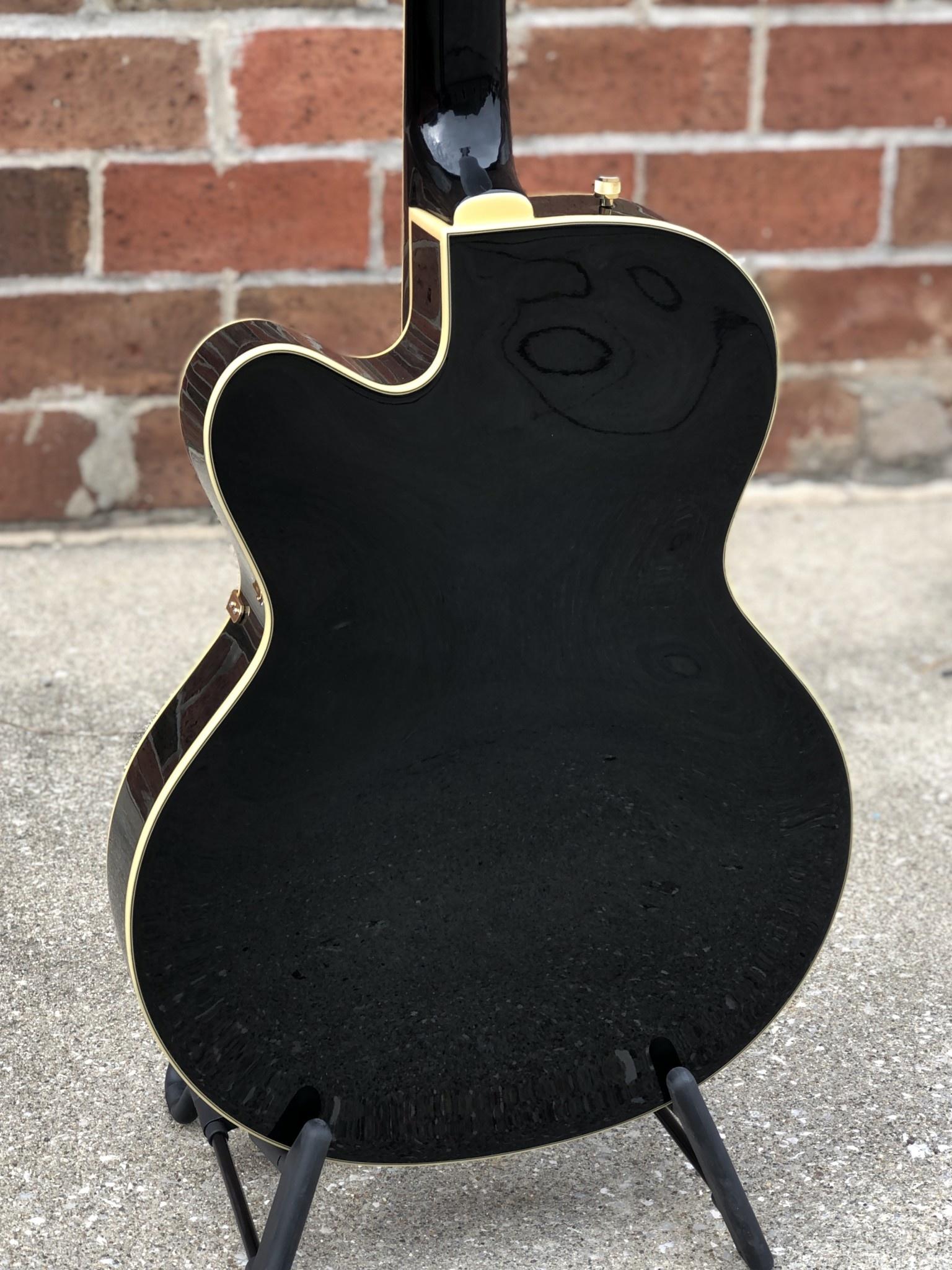 Gretsch Electromatic Hollow Body Single-Cut w/ Bigsby - black-8