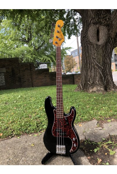 Fender Precision Parts Bass black