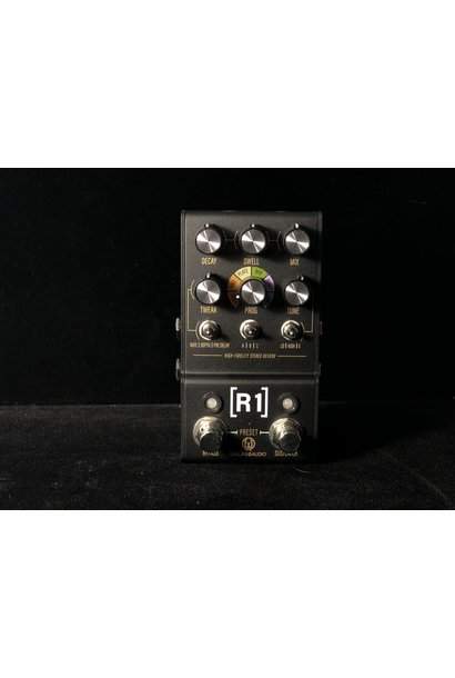 Walrus Audio R1 Mako Series High Fidelity Stereo Reverb