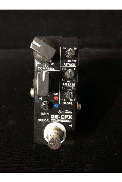 SanJune GB-CPX Optical Compressor