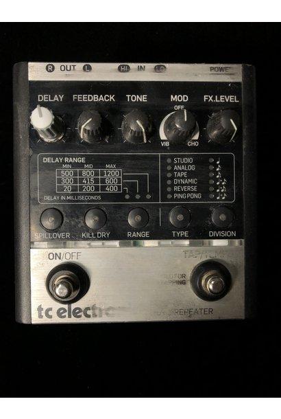 TC Electronics Nova Repeater digital delay