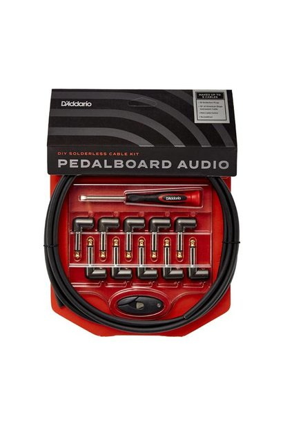 Solderless Pedalboard Kit