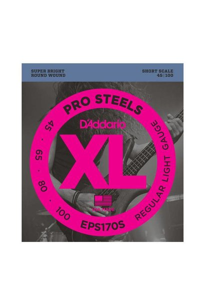 EPS170S Short scale Bass Strings