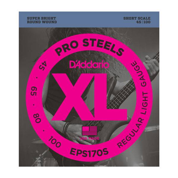 EPS170S Short scale Bass Strings-2
