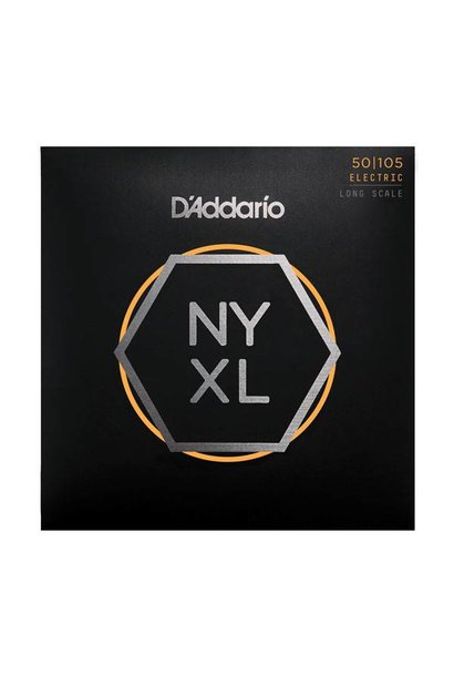 NYXLS50105, Set Long Scale, Medium, Double Ball End, 50-105