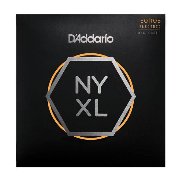 NYXLS50105, Set Long Scale, Medium, Double Ball End, 50-105-1
