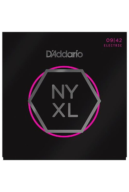 NYXL0942 Nickel Wound, Super Light, 09-42