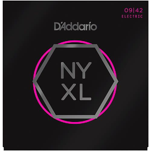 NYXL0942 Nickel Wound, Super Light, 09-42-1