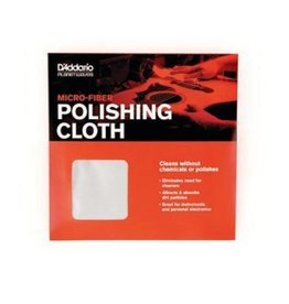 D'addario Micro Fiber Polish Cloth