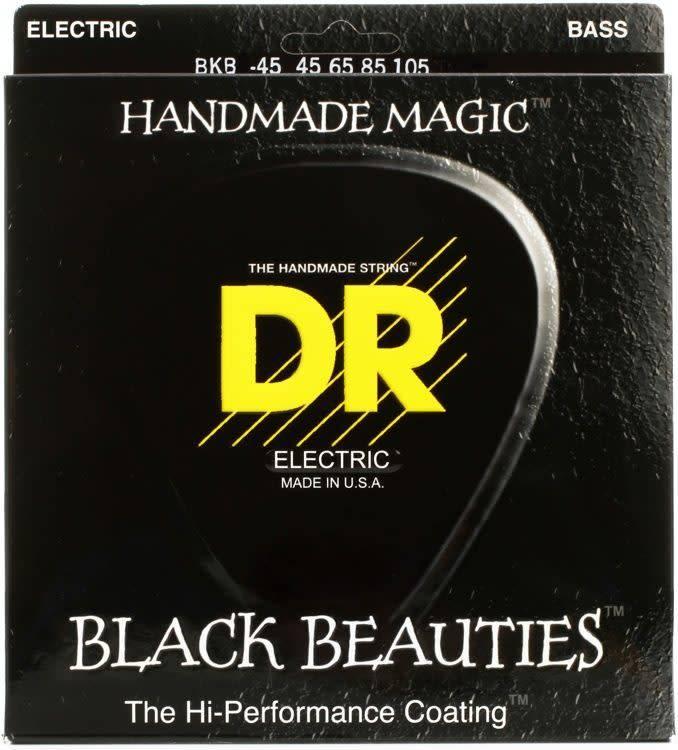 DR BLACK BEAUTIES BASS STRING 45-105 BKB45-1