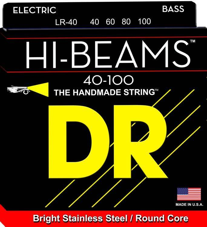 DR HI-BEAM BASS SET 40-100 LR40-1