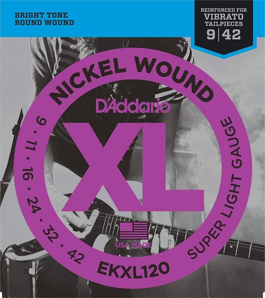 Strings EKXL120 Super Light-1