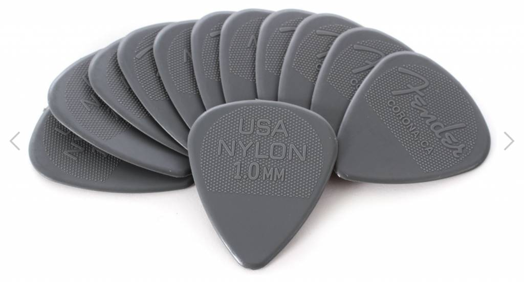 Nylon Picks 1.00 (12 pck)-1