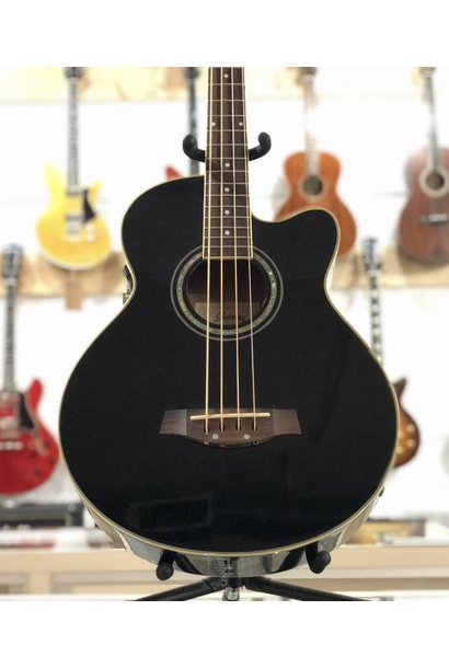 Ibanez AEB10 BK Acoustic Bass