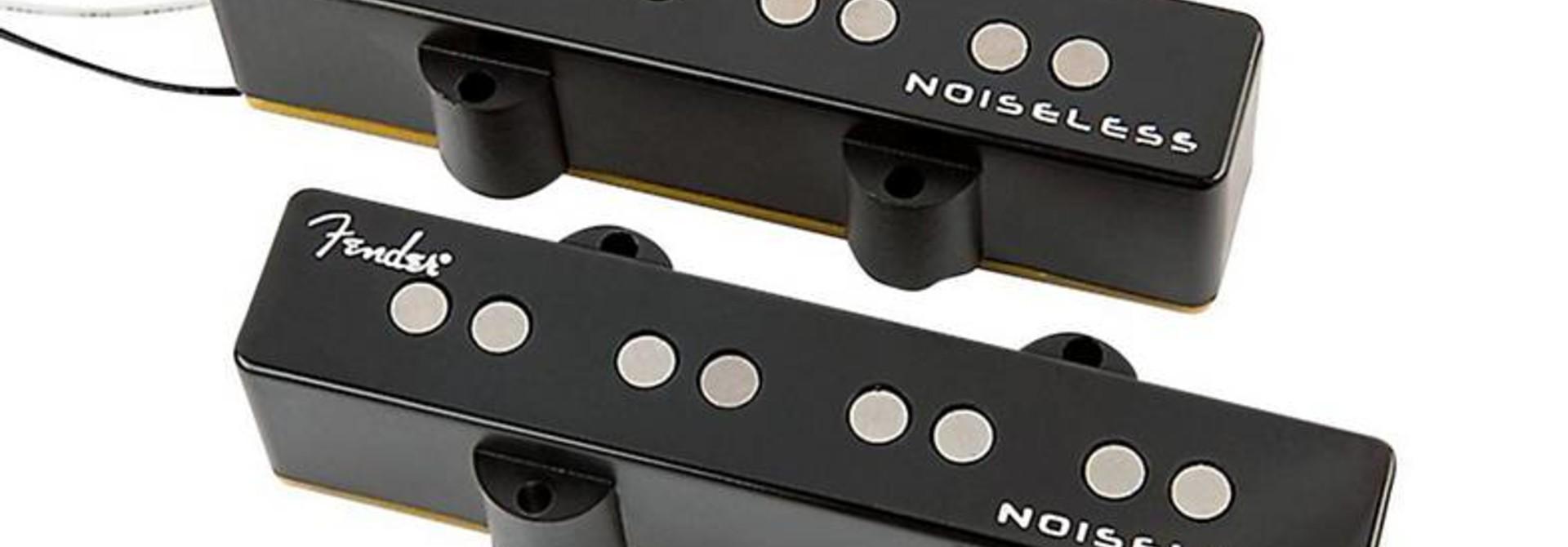 Gen4 Noiseless Jazz Pickup Set