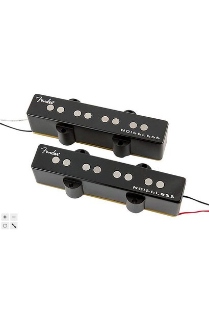 Gen4 Noiseless Jazz Pickup Set