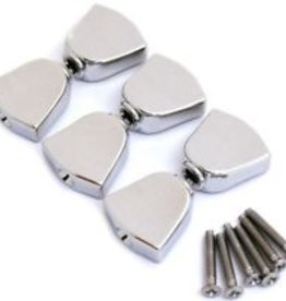 TK-7722-010 Chrome Keystone Buttons for Grover