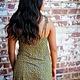 Cozy Casual Mustard Leopard Print Dress