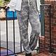 Bibi Camouflage Sweat Pants