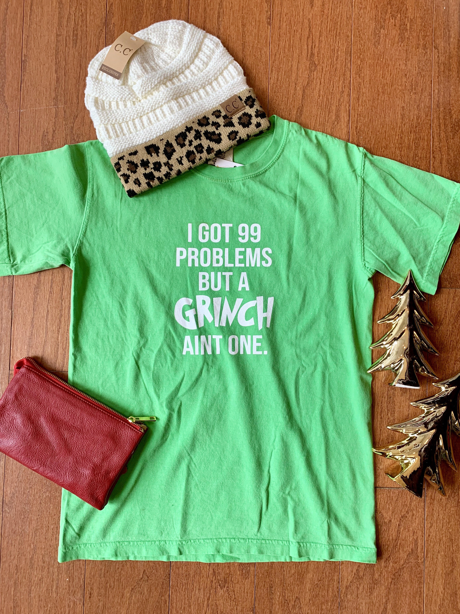 Vintage Soul 99 Problems But a Grinch Ain't One