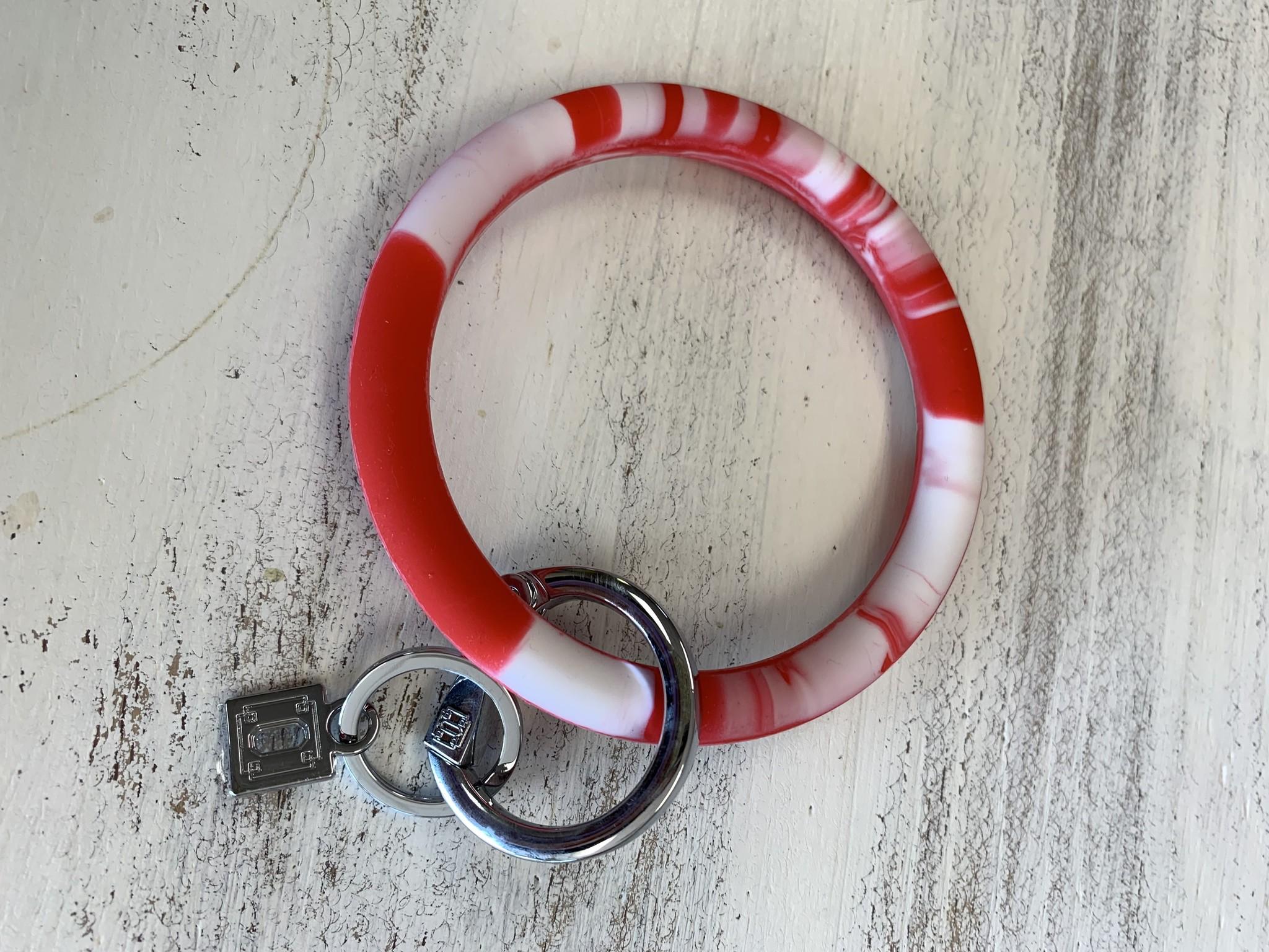 Big O Silicone Key Ring OS
