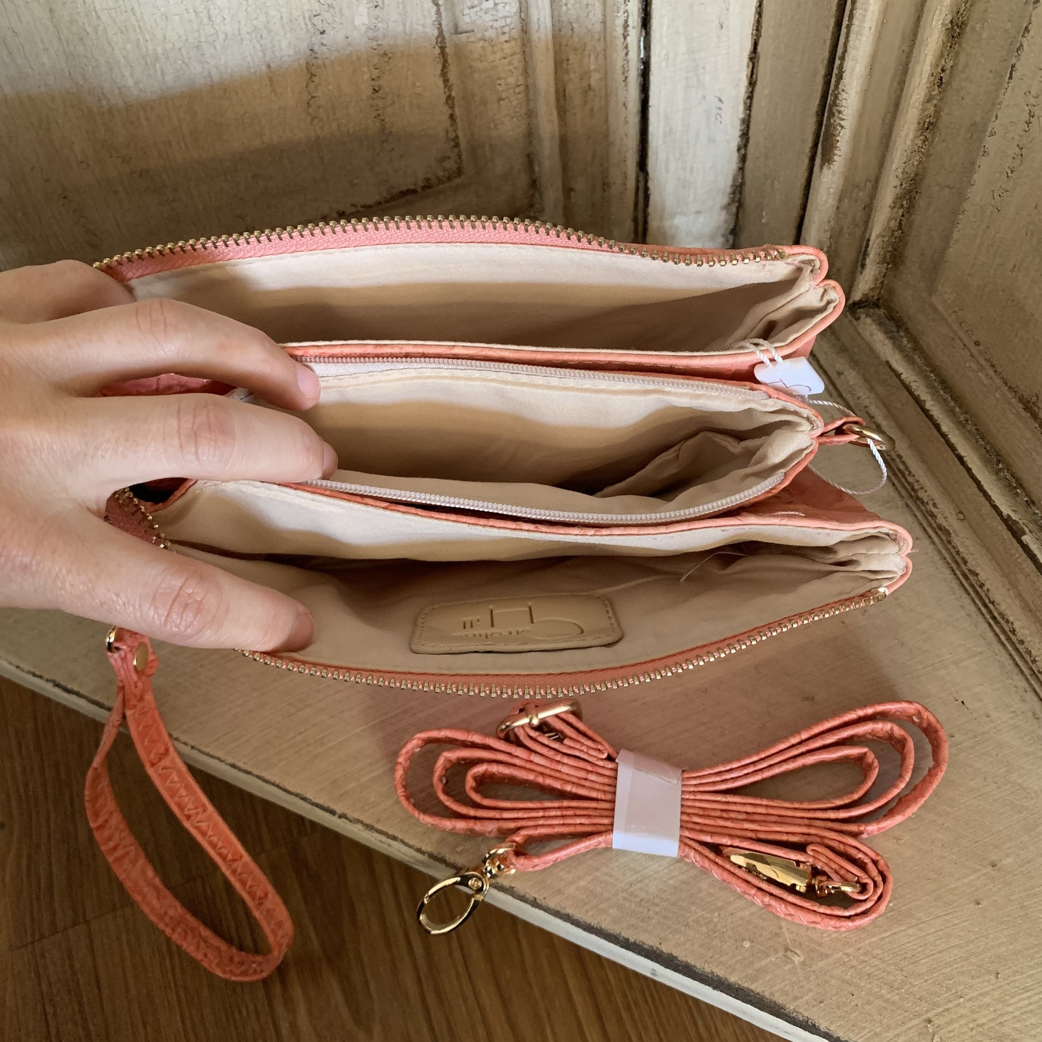 Caroline Hill Designs Liz Custom Collection Crossbody