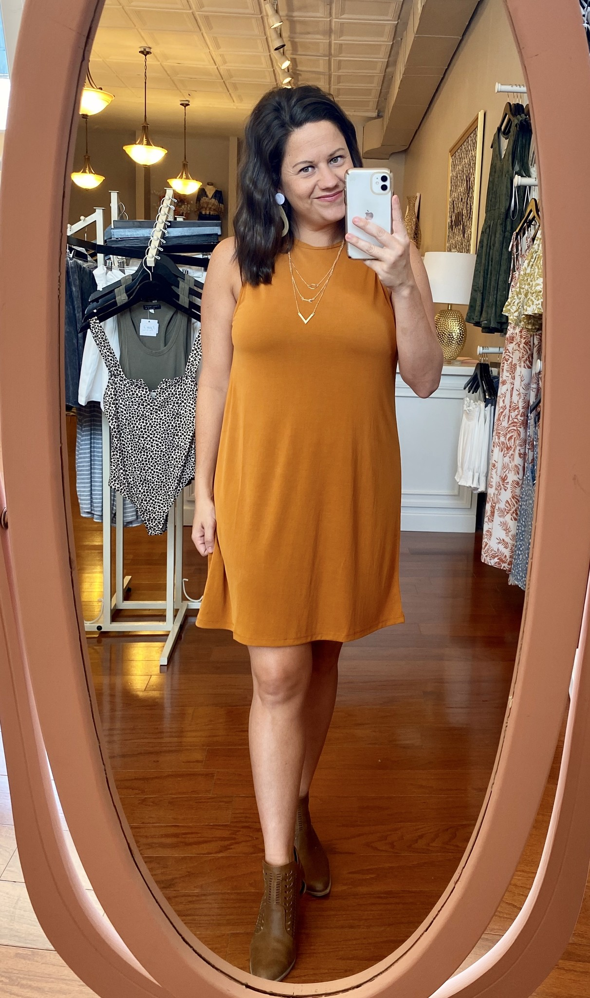 Hyfve Inc. Sleeveless Basic Tank Dress
