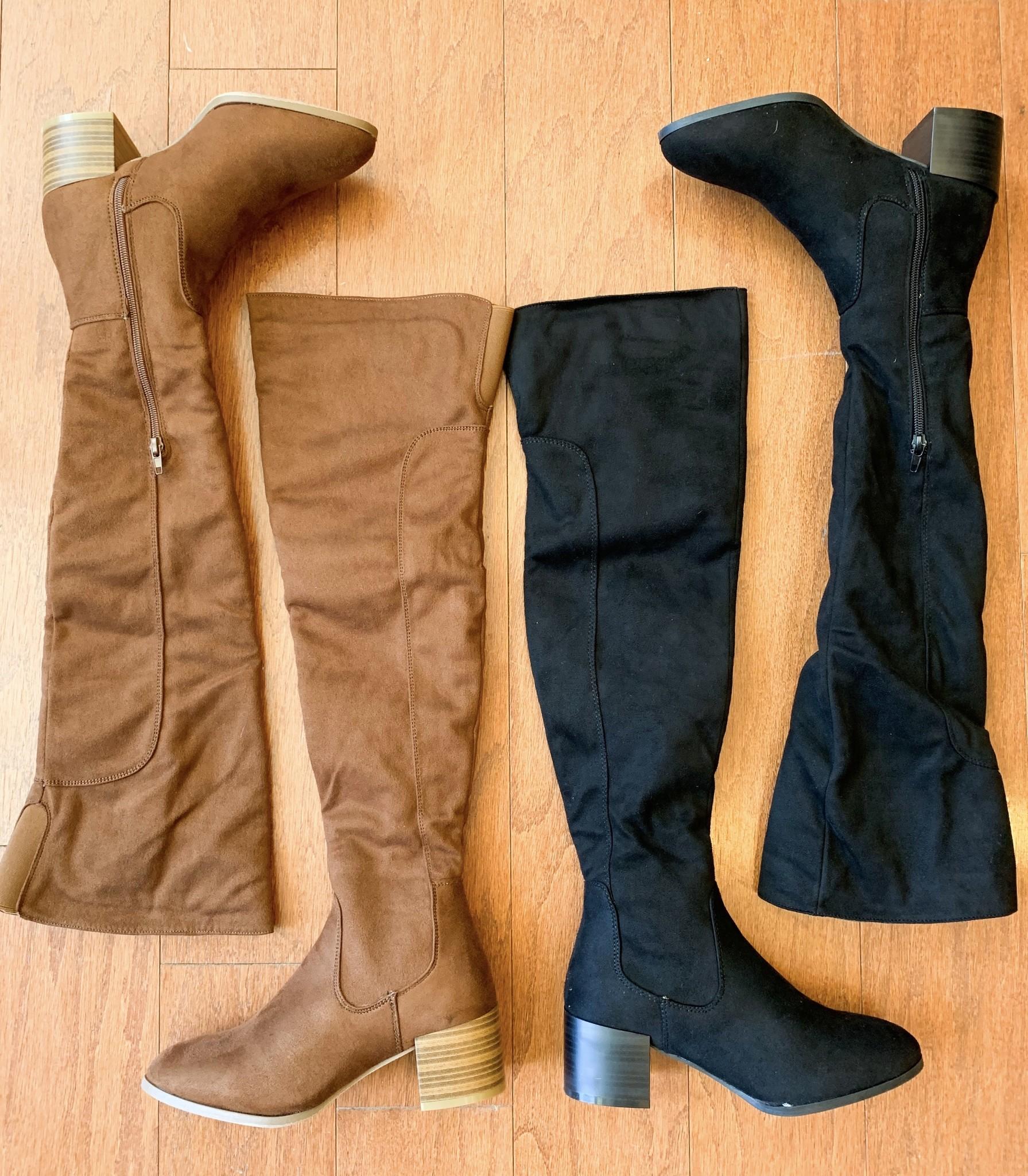 Wild Diva Knee High Boot