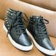 La Sheelah High Top Sneakers