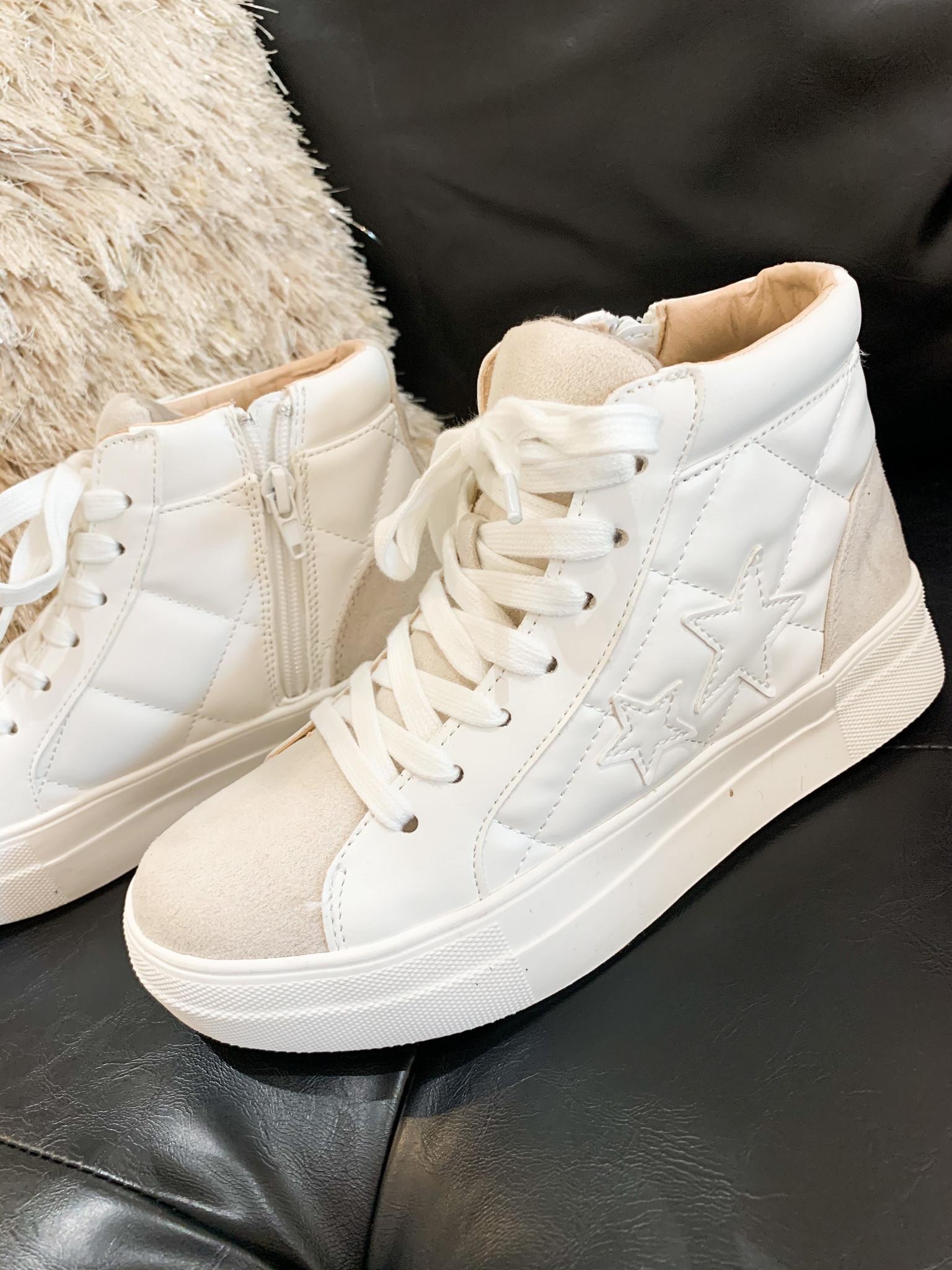 Soda High Top Sneakers