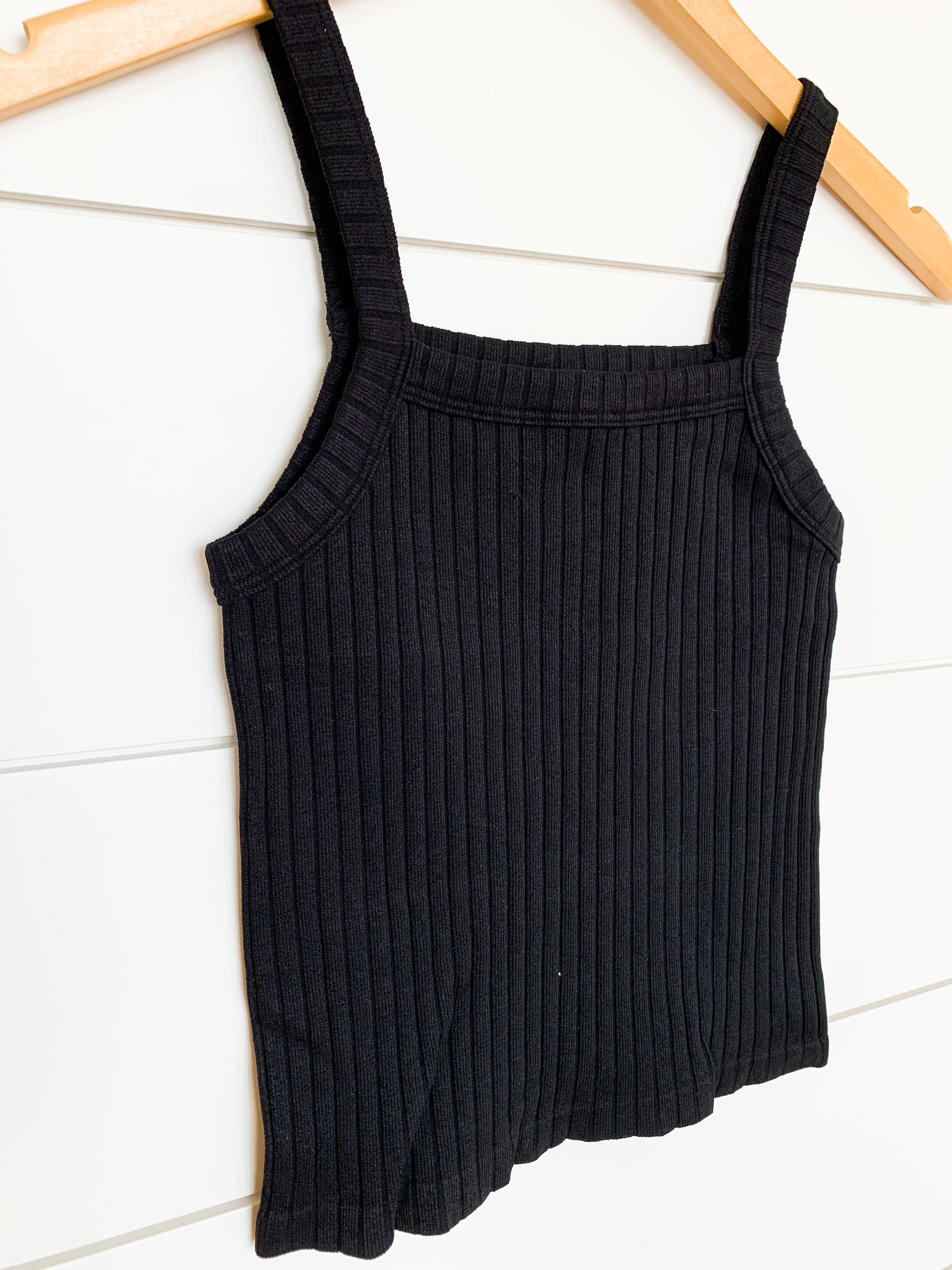 Rib Knit Cami Top