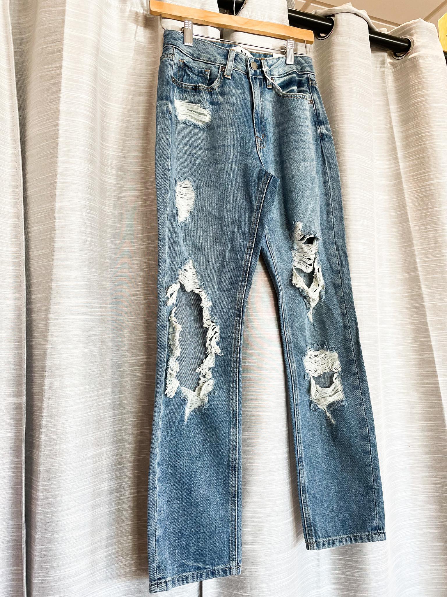 Super Destroyed GF Jeans
