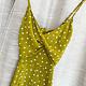 Kiwi Woven Twist Front Sleeveless Jumpsuit