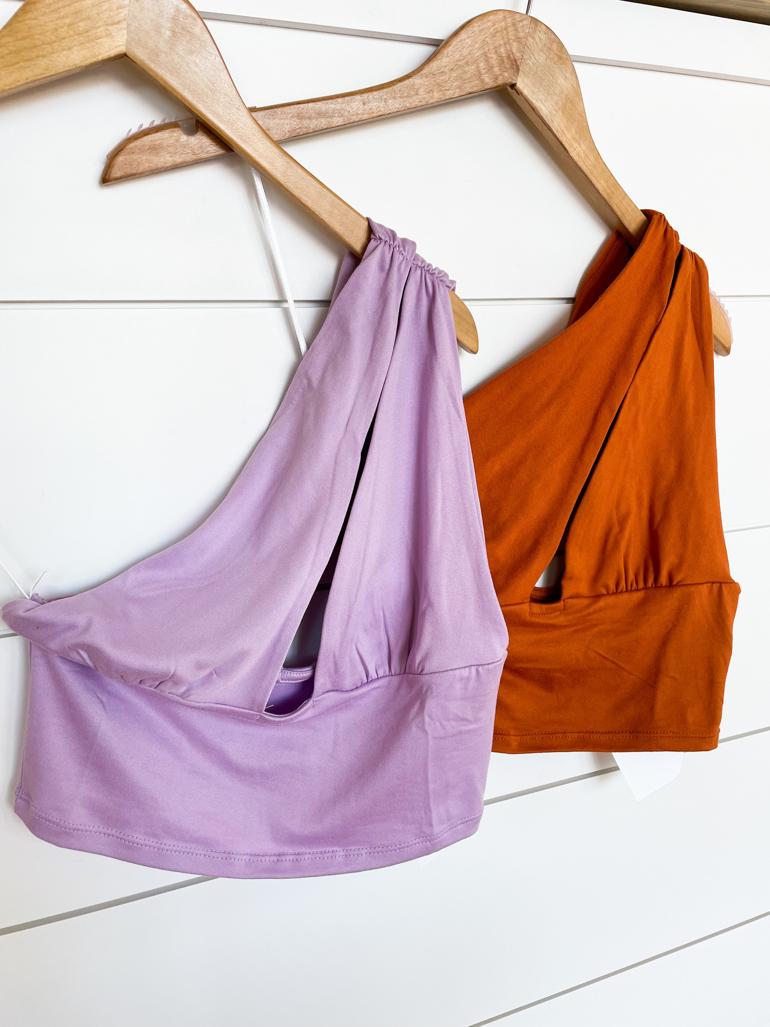 Merry Front Cut Out Top