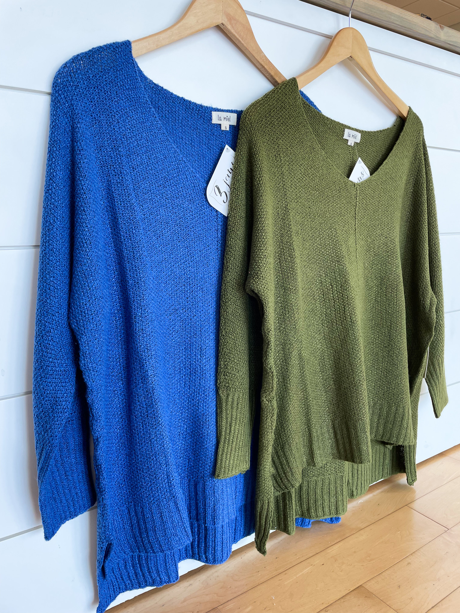 Lightweight Slouchy Off Shoulder Sweater