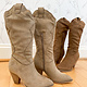 Bohemian Style Boot