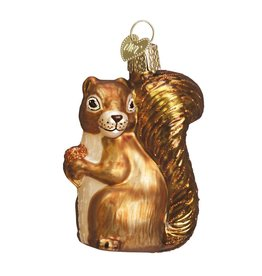 Old World Christmsa Squirrel