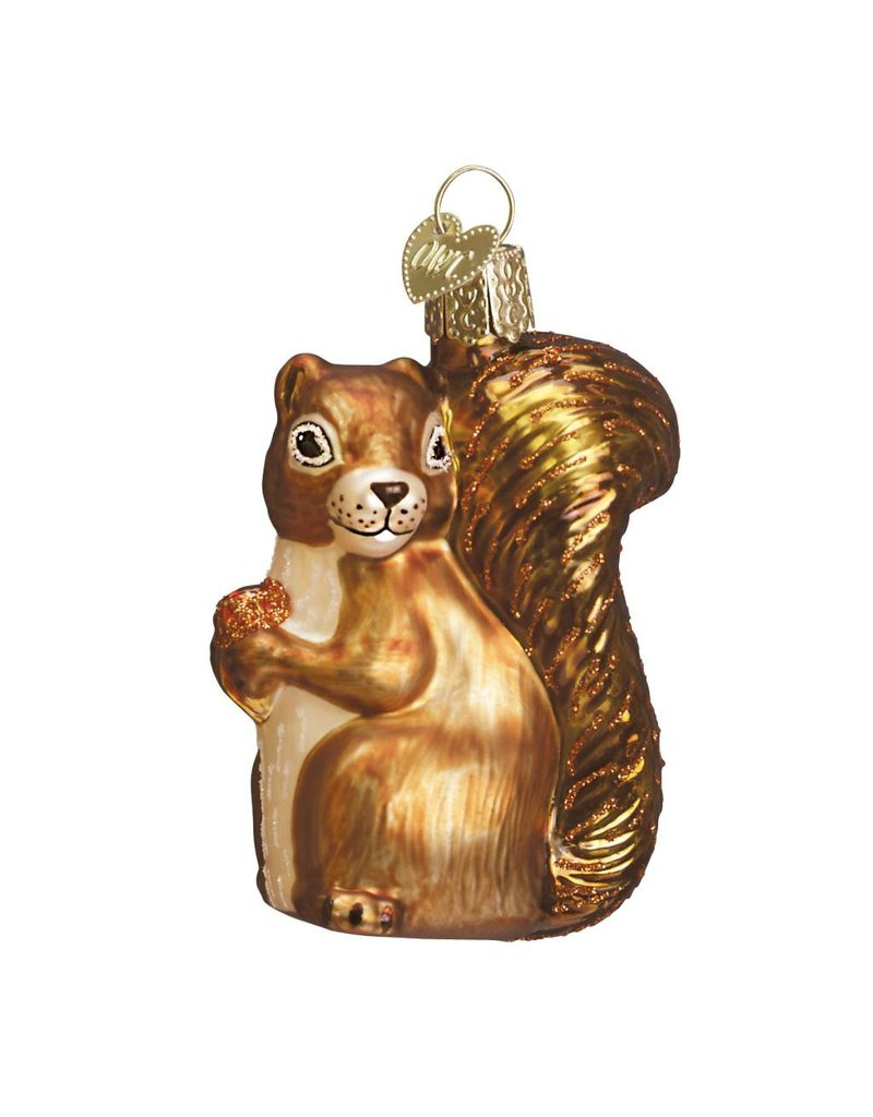Old World Christmas Squirrel