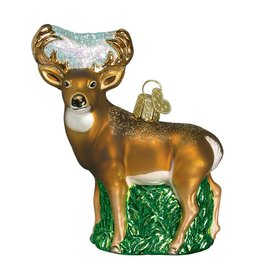 Old World Christmas Whitetail Deer