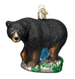 Old World Christmas Black Bear