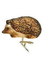Old World Christmas Clip-On Hedgehog